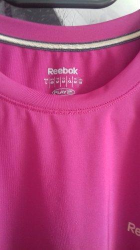 Reebok Batik Shirt raspberry-red