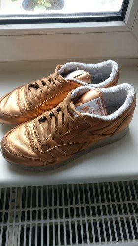 Reebok Classic Sneaker Metallic Bronze