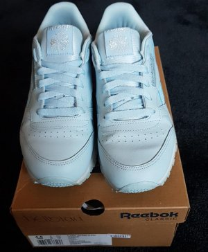 Reebok Classic Sneaker, Original, hellblau, Gr. 36, NEUWERTIG, Limitiert