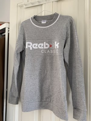 Reebok classic Sweater in grau