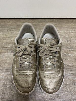 Reebok Classics Club C 85 Sneaker Turnschuhe metallic Np 99,95€ Gr. 37,5