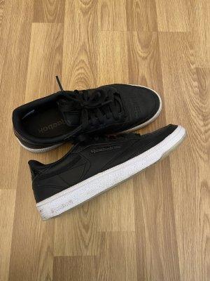 Reebok Club C 85 Sneaker schwarz Größe 36