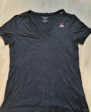 Reebok Sportshirt zwart