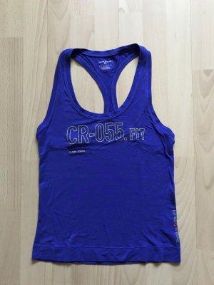 Reebok Camisa deportiva violeta oscuro