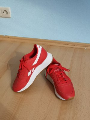 Reebok Double Leder Sneaker Absatz Plateau