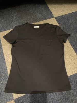 Reebok Camisa deportiva negro