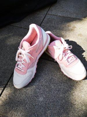 Reebok Gr.42 Sneaker rosa/beige