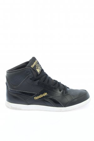 Reebok High Top Sneaker schwarz Casual-Look