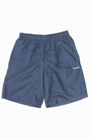 Reebok Hose Größe S blau aus Polyester