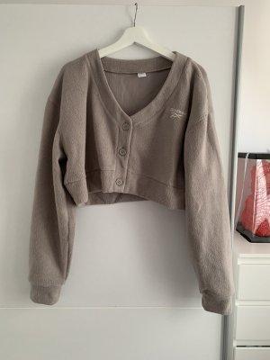 Reebok Fake Fur Jacket brown