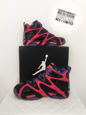Reebok kamikaze sneaker NBA Retro vintage 36 neuwertig Schuhe blogger
