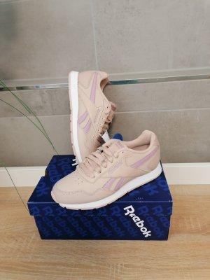 Reebok Leder Sneaker beige Creme 37