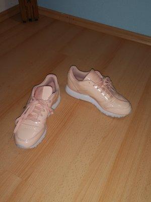 Reebok Leder Sneaker Classic Lack Optik