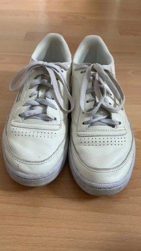 Reebok Chaussure skate crème