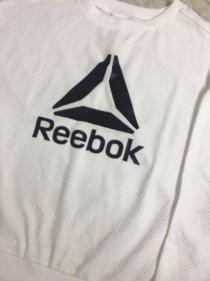 Reebok Long Sweater white