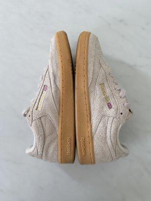 Reebok ⚡️ Rauleder Seltener Damen Sneaker