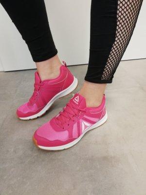 Reebok Retro Sneaker 80s pink Leder neu 38