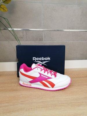 Reebok Retro Sneaker weiß bunt 38/39