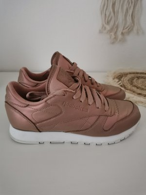 Reebok rosa Rosegold Sneaker metallic