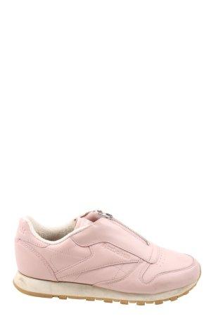Reebok Schlüpfsneaker pink-wollweiß Casual-Look