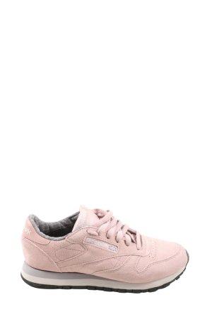 Reebok Schnürsneaker pink Casual-Look