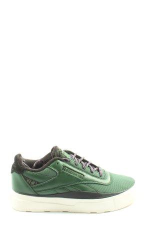 Reebok Sneaker stringata Stampa a tema stile casual