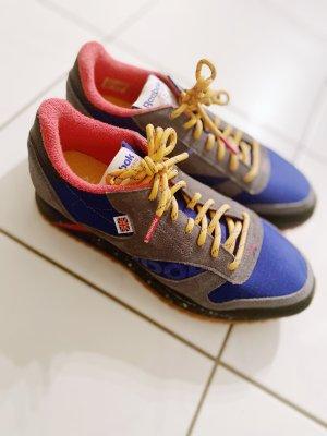 Reebok Sneakers met veters blauw-grijs