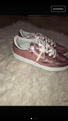Reebok Schuhe metallic pink