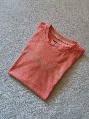 Reebok Shirt T-Shirt S 36 koralle