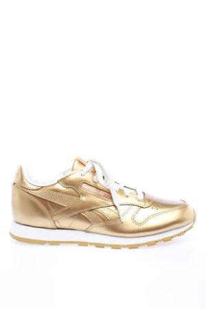 Reebok Skaterschuhe goldfarben Casual-Look