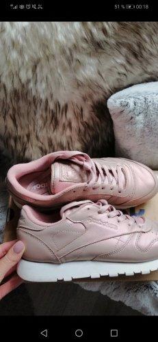 Reebok sneaker 39 rosegold