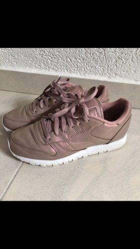 Reebok Sneaker 'Classic Leather Pearlized W' in rosa