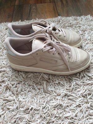 Reebok Sneaker Club C 85 beige silber
