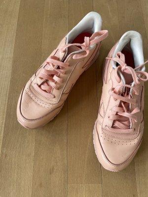 Reebok Zapatillas con hook-and-loop fastener color rosa dorado-rosa empolvado