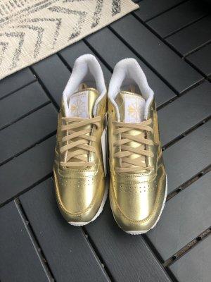 Reebok Sneaker Gold