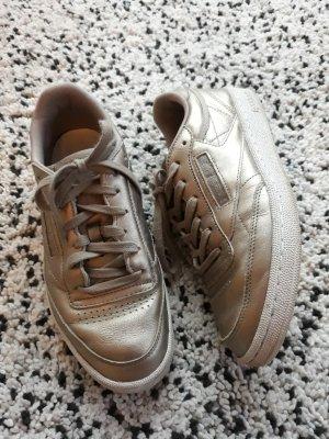 Reebok Sneaker gold metallic Gr.38,5