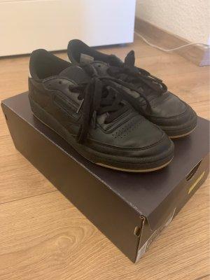 Reebok Sneaker schwarz