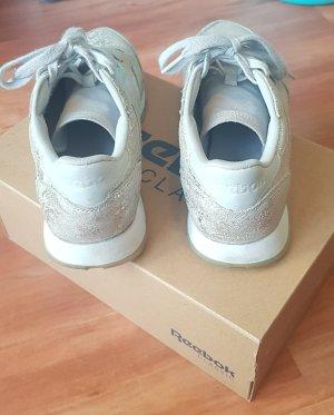 Reebok Sneaker silber metallic
