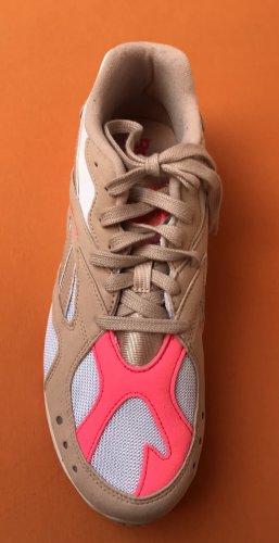 Reebok Sneaker Turnschuhe Aztrek Bare Beige White Acid Pink Rosa 42,5 UK 8,5 Neu