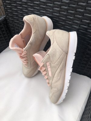 Reebok High Top Sneaker dusky pink