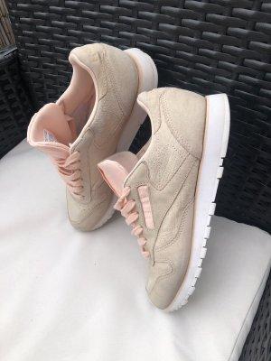 Reebok Sneaker alta rosa antico
