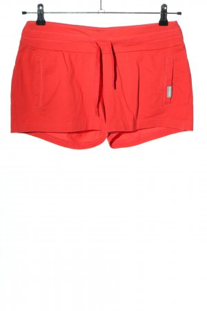 Reebok Sport Shorts red casual look