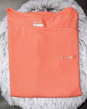 Reebok T-shirt de sport orange-abricot
