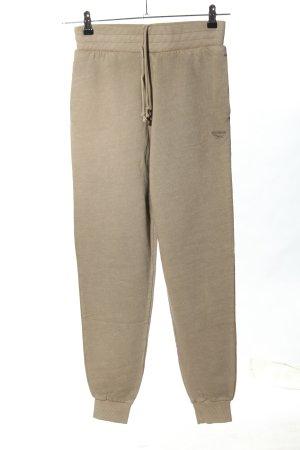 Reebok Sweat Pants brown casual look