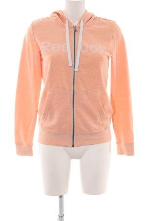 Reebok Sweatshirt nude meliert sportlicher Stil