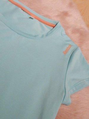Reebok Sports Shirt orange-turquoise