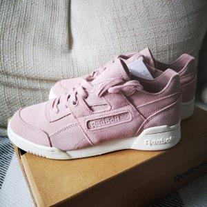 Reebok workout lo plus Sneaker Gr.36 rosa Neu