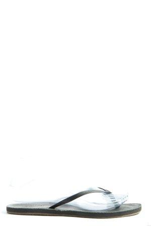 Reef Dianette-Sandalen schwarz Casual-Look