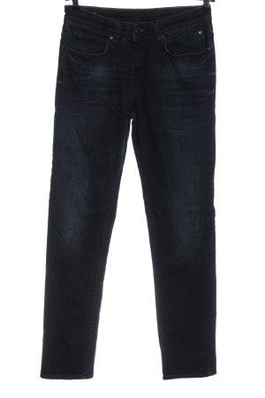 Reell Jeans vita bassa nero stile casual