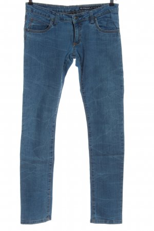 Reell Jeans a sigaretta blu stile casual